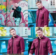 I miss demon Dean!!!
