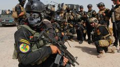 Iraqi special forces prepare for patrol south of Baghdad in June 2014. Brig.-Gen. Greg Smith says prior to his arrival in Iraq he had underestimated its military forces.