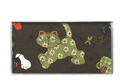 Tickled Pink Boutique Women's Country Cat Checkbook Cover Brown >>> Review more details @