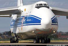 Antonov An-124-100 Ruslan Aircraft