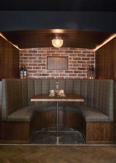 Glen Scotia Distillery, Visitor Centre by Great Brink, Campbeltown – UK » Retail Design Blog