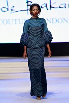Native & Vogue Port Harcourt Fashion Week Ade Bakare Showcase - Bellanaija - September 2014 (16)
