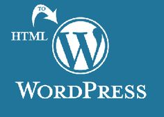 Comment changer un site html en un site Wordpress