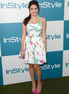 Ariel Winter Photos - Actress Ariel Winter attends the annual InStyle summer soiree held at The London Hotel on August 2012 in West Hollywood, California. Ariel Winter Sexy, Arial Winter, Soiree Party, Retro, Winter Photos, Old Hollywood Glamour, Winter Looks, Winter Style, Style Inspiration