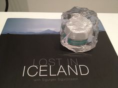 Lost In ICELAND?...not without your Icelandic Relief Eye Cream!