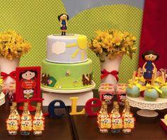 bolo festa Show da Luna