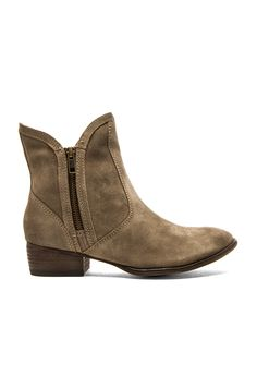 Seychelles Lucky Penny Bootie in Taupe