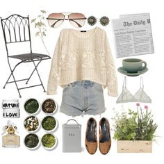 garden lounging
