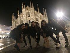 Buongiorno Milano!