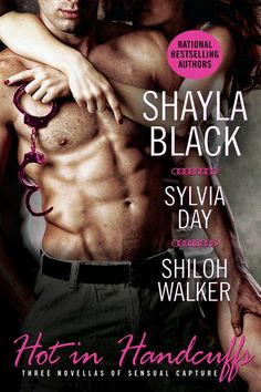 Hot in Handcuffs Shayla Black, Black Photography, Book Covers, Erotic, Books, Movie Posters, Libros, Book, Film Poster