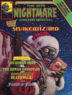 Cover for Nightmare (1970 series) #23