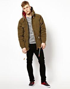Fat Moose Scout Hooded Jacket