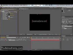 Tutorial - Text Effects Gradient in Adobe After Effects CS4, CS3