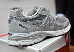 New Balance 990 'Made in USA' for President Obama