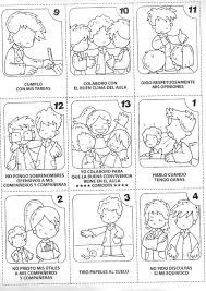 Resultado de imagen para actividades de convivencia para niños de 3 a 5 años