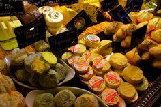 Torvehallerne: Eating Around Copenhagen's Best Food Market - Travel Lexx Feta, Prehistoric Period, Copenhagen Travel, Fish And Meat, Coffee Menu, No Bake Treats, I Love Food, Great Recipes, Wines