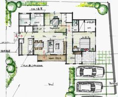 House Plans, Deck, Floor Plans, Layout, Flooring, How To Plan, Architecture, Design, Sketches