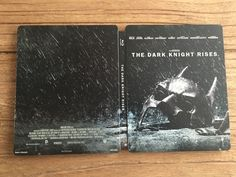 The dark knight rises steelbook (zavvi).