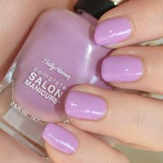 sally hansen complete salon manicure pink at him | Sally Hansen Complete Salon Manicure: Golden Rule, Firey Island, Pink ...
