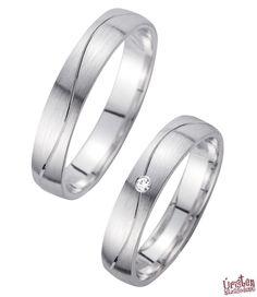 HR24 Karikagyűrű - 136.730 Ft/pár Perfect Love, Secret Love, Wedding Rings, Engagement Rings, My Style, Jewelry, Happy, Rings For Engagement, Jewlery