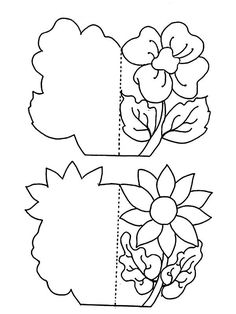 Resultado de imagen para mother day card for coloring Kirigami, Diy And Crafts, Crafts For Kids, Parchment Craft, Shaped Cards, Mom Day, Mothers Day Crafts, Pop Up Cards, Spring Crafts