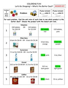math worksheet : 1000 images about ratio proportion rates unit rates on  : Unit Rate Math Worksheets
