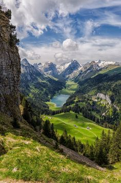 ***Spring in the Alps by Urban Thaler (Switzerland)