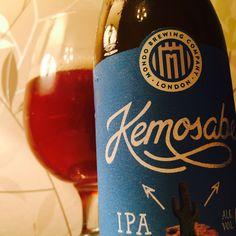 Mondo Brewing Co. Kemosabe