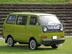 1971-1981 Daihatsu Hijet S38 Van
