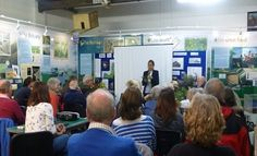 Natural history and environmental talks during the summer at the Braunton Countryside Centre.