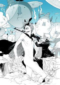 Mosspaca // Old Xian Manhwa Manga, Manga Anime, Manga Art, Viewfinder Manga, Mosspaca Advertising Department, Tan Jiu, Character Art, Character Design, 19 Days