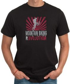 Mountain Biking Revolution T-Shirt
