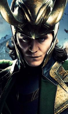 I wonder if Loki would still be superly awesome and popular if he were not played by Tom Hiddleston.......probably not! Am I right?