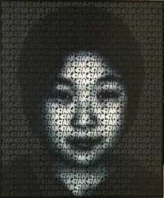 ZHANG DALI http://www.widewalls.ch/artist/zhang-dali/ #conceptual #art #graffiti #installation #painting #photography #sculpture