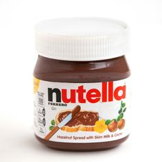10 Deliciously New Ways to Eat Nutella