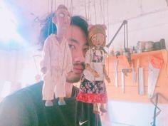 M'atelier in seoul    Who r u ??😝