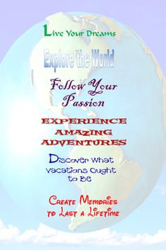 At Cruise Planners~Neverland Adventures Travel, we live by these six guiding principles, and help our clients do the same!