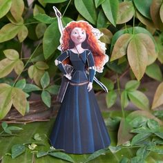Build your own Merida 3D Papercraft at home