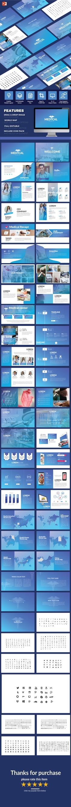 Medical Multipurpose Presentation Template
