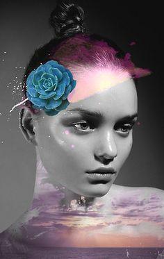 Fashion Collages by Jenya Vyguzov