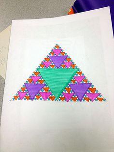 Sierpinski's Triangle: Teaching Fractal Geometry to Kids |
