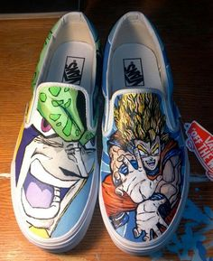 vans dragon ball