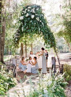 Entrance to the church walk Vineyard Wedding, Farm Wedding, Garden Wedding, Wedding 2015, Church Wedding, Wedding Ideas, Wedding Ceremony Arch, Wedding Backdrops, Wedding Ceremonies