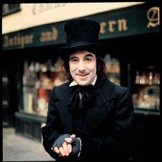 The Who drummer gave Christmas a sprightly, rock & roll edge when he dressed as Scrooge for a 1970 edition of Disc and Music Echo magazine.