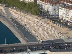 The Lyon River Bank. Credit: IN SITU Architectes Paysagistes.