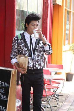 Lee Min Ho, Vogue Girl, 2009.
