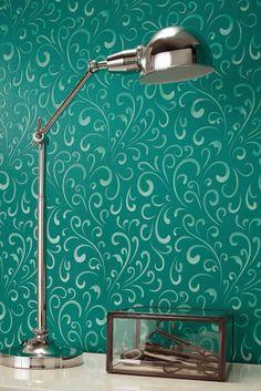 Power una colección donde los verde turquesa crean ambientes incomparables! https://papelvinilicoonline.com/es/66-power