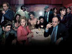 The Sopranos~used to be one of my favorites to watch!