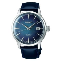 SARY075. Presage is the collection embodies the heritage of Seiko as a leading manufacturer of mechanical watches and it offers a wide range of dress watch styles in tune with the taste of discerning watch lovers.