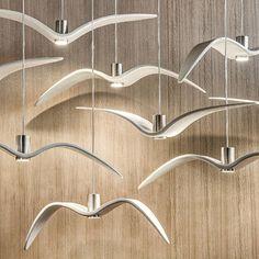 brokis lighting birds - Google Search